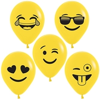 Emoji Faces ASSORTMENT
