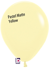 Betallatex Pastel Matte YELLOW