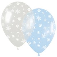 11 inch Snowflakes on Betallatex
