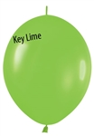 12in Link-O-Loon Deluxe KEY LIME GREEN