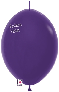 12 inch Link-O-Loon FASHION VIOLET