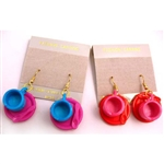 Coffee Cup Earring
