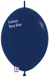 12in Link-O-Loon NAVY BLUE Betallatex