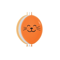 6in WHISKERS Betallatex LINK-O-LOON