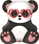 Lovestruck Panda Bear