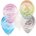 Betallatex Graffiti Spray Sampler Assortment on Crystal Clear