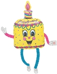 Dancing Birthday Cake AIRWALKER
