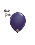 Navy Blue Latex Balloons