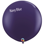 Qualatex NAVY BLUE Balloon