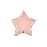 Qualatex Rose Gold Star