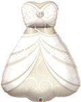 38 inch Bride's Wedding Dress