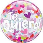 Te Quiero BUBBLE Balloon