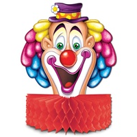 10 inch Clown Centerpiece