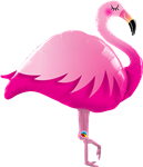 46 inch Pink Flamingo
