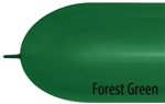 660 Fashion FOREST GREEN Link-O-Loons
