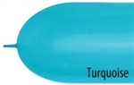 660 Deluxe TURQUOISE BLUE Link-O-Loons