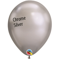 CHROME SILVER Latex