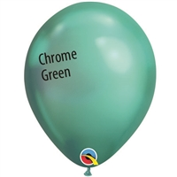 CHROME GREEN Latex