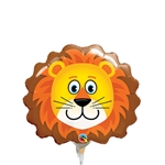 14in Lovable LION Foil Balloon