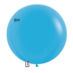 24 inch Fashion BLUE Balloon