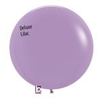 24 inch Deluxe LILAC Balloon