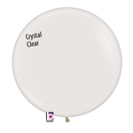 Crystal CLEAR Latex Balloon
