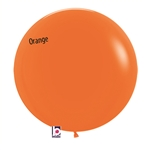 24 inch Fashion ORANGE Balloon