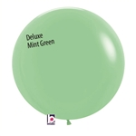 24 inch Deluxe MINT GREEN Balloon