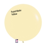 Pastel Matte YELLOW Betallatex