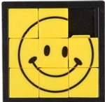 2.25 inch Smiley Face Slide Puzzle