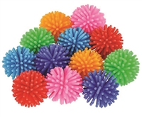 Spiky Hedgehog Balls