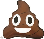 24 inch EMOTICON POOP