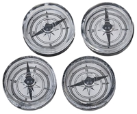 "1.25"" Toy Compass"