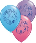 11 inch Sofia the First Assortment Latex Balloon