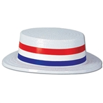 Plastic Skimmer/ boaters hat