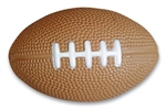 2.5in FOOTBALL Stress Ball