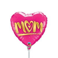 M(Heart)M Heart Balloon