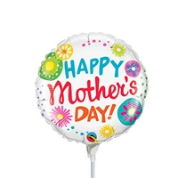 Mother's Day Floral Balloon