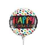 Happy Graduation Foil Balloon