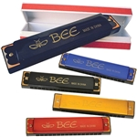 5in Bee Harmonica LARGE, Price Per EACH