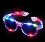 Light-Up Rainbow Sunglasses