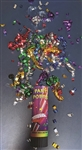 Party Popper FOIL Confetti Cannon