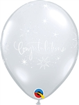 Congratulations Elegant Latex Balloon