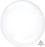 CLEAR Crystal CLEARZ Poly Balloon