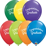 Graduation Carnival Latex Assortment