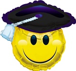 28 inch Smiley Grad Shape