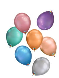 7 inch CHROME Assortment Latex