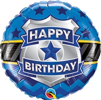 Birthday Badge Balloon