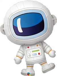 37 inch Adorable Astronaut Foil Balloon