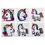 Assorted Unicorn Tattoos